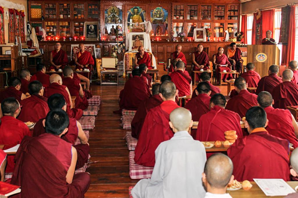 Buddhism Class
