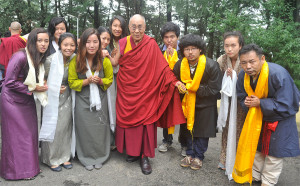 Tibetan Study Students HH